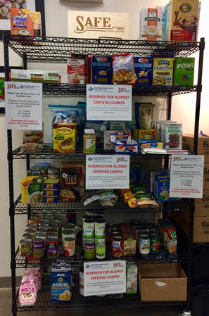 Safe Food Pantrys Howard Country Food Bank Partnership Safe